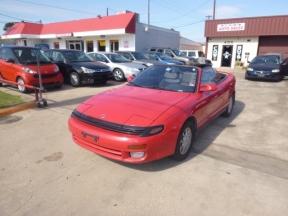 1993 Toyota Celica Photo 1