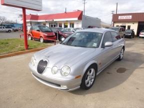 2003 Jaguar S-Type Photo 1