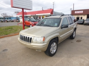 2001 Jeep Grand Cherokee Photo 1