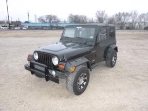 1997 Jeep Wrangler Photo 1