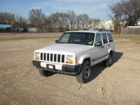 2001 Jeep Cherokee Photo 1