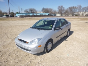 2001 Ford Focus Photo 1
