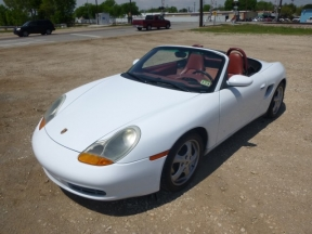 1999 Porsche Boxster Photo 1