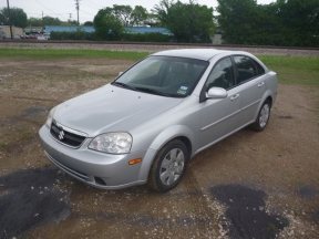 2008 Suzuki Forenza Photo 1