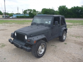2000 Jeep Wrangler Photo 1