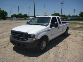 2004 Ford F250 Photo 1