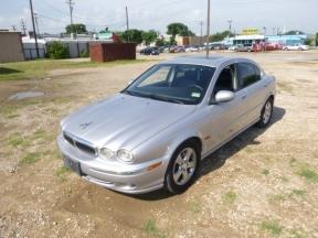 2002 Jaguar X-Type Photo 1