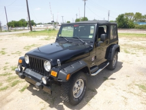 2003 Jeep Wrangler Photo 1