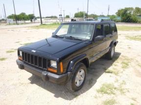 2001 Jeep Cherokee Photo 1