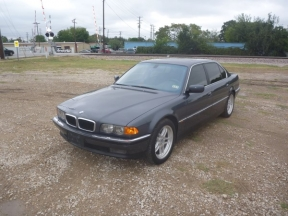 2000 BMW 740 Photo 1