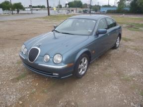 2001 Jaguar S-Type Photo 1