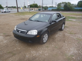 2007 Suzuki Forenza Photo 1
