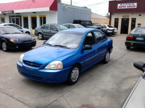 2004 Kia Rio Photo 1