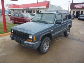 1997 Jeep Cherokee Photo 1