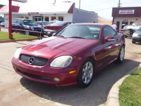 2001 Mercedes-Benz SLK 230 Photo 1
