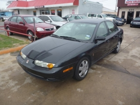 2002 Saturn SL Photo 1