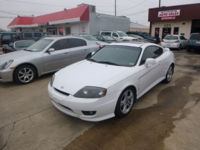 2006 Hyundai Tiburon Photo 1
