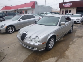 2000 Jaguar S-Type Photo 1