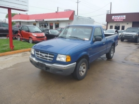 2001 Ford Ranger Photo 1