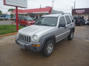 2002 Jeep Liberty Photo 1