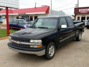 2001 Chevrolet Silverado Photo 1