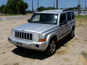 2006 Jeep Commander Photo 1