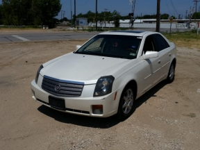 2003 Cadillac CTS Photo 1