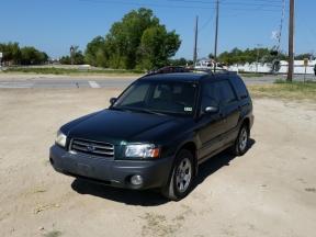 2003 Subaru Forester Photo 1