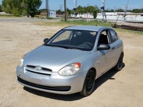 2008 Hyundai Accent Photo 1
