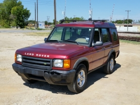 2002 Land Rover Discovery II Photo 1