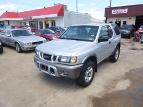 2002 Isuzu Rodeo / Amigo Photo 1