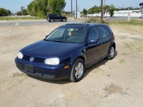 2002 Volkswagen Golf Photo 1