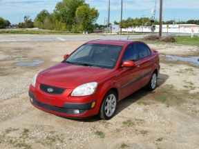 2007 Kia Rio Photo 1
