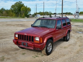 1998 Jeep Cherokee Photo 1