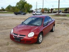 2004 Dodge Neon Photo 1