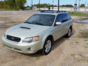 2005 Subaru Legacy Outback Photo 1