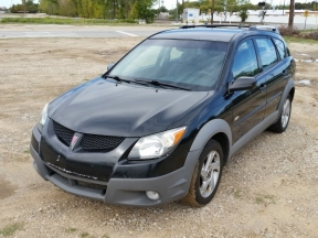 2003 Pontiac Vibe Photo 1