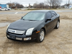 2006 Ford Fusion Photo 1