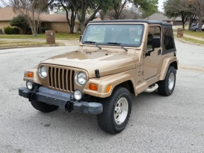 1999 Jeep Wrangler Photo 1