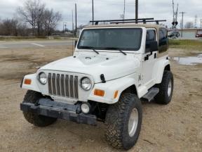 2001 Jeep Wrangler Photo 1