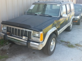 1989 Jeep Cherokee Photo 1