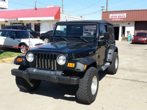 2002 Jeep Wrangler Photo 1