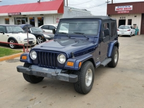 2006 Jeep Wrangler Photo 1