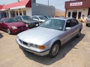 1998 BMW 740 Photo 1