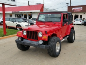2005 Jeep Wrangler Photo 1