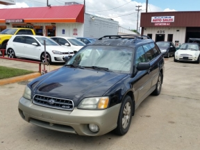 2004 Subaru Legacy Outback Photo 1