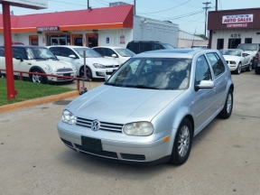 2005 Volkswagen Golf Photo 1