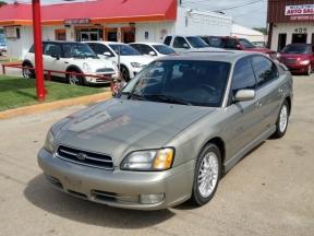 2001 Subaru Legacy Photo 1