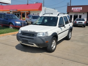 2002 Land Rover Freelander Photo 1