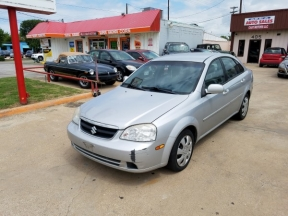2006 Suzuki Forenza Photo 1